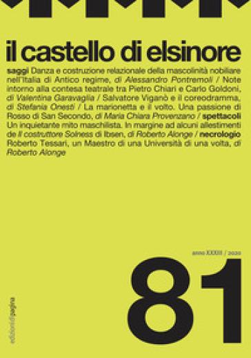 Il castello di Elsinore (2019). 81.