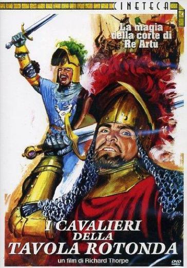 I cavalieri della tavola rotonda dvd richard thorpe - Cavalieri della tavola rotonda ...