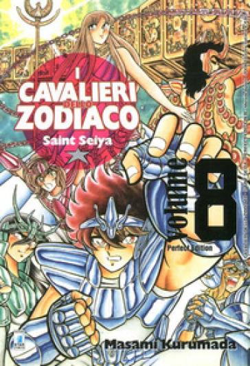I cavalieri dello zodiaco. Saint Seiya. Perfect edition. 8. - Masami Kurumada   Jonathanterrington.com