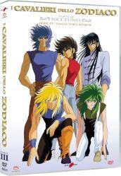 I cavalieri dello zodiaco-Saint seiya hades - Nettuno - Stagione 01 Volume 03 (3 DVD)(serie TV - collector s edition)