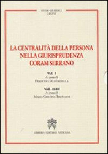 La centralità della persona nella giurisprudenza Coram Serrano - Francesco Catozzella | Rochesterscifianimecon.com