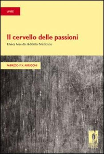 Il cervello delle passioni. Dieci tesi di Adolfo Natalini - Fabrizio F. Arrigoni | Thecosgala.com