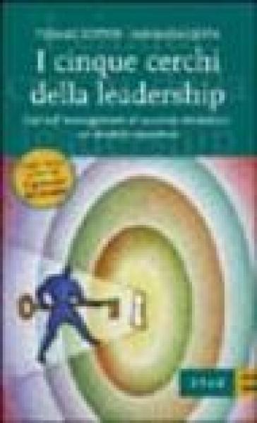 I cinque cerchi della leadership. Dal self management al successo mediatico: un modello operativo - Tiziano Botteri | Thecosgala.com
