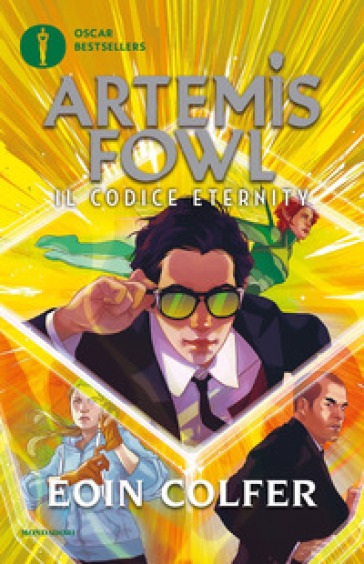 Il codice eternity. Artemis Fowl - Eoin Colfer   Jonathanterrington.com