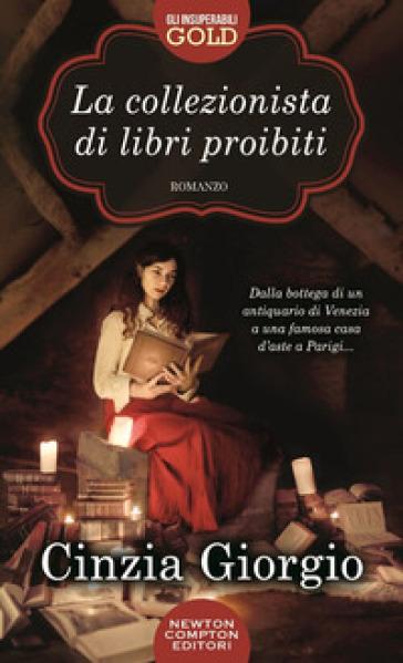 La collezionista di libri proibiti - Cinzia Giorgio | Kritjur.org