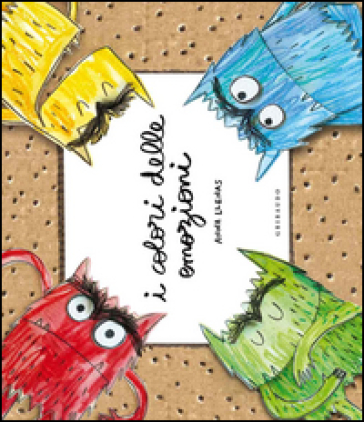 I colori delle emozioni libro pop up anna llenas - Libro immagini a colori ...