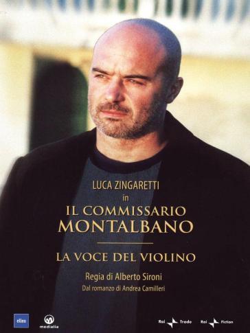 Il commissario montalbano - la voce del violino (dvd)