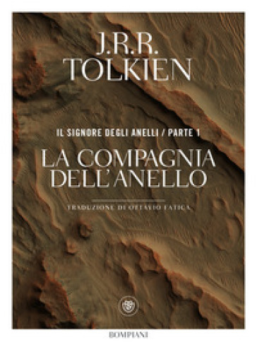 La compagnia dell'anello. Il Signore degli anelli. 1. - John Ronald Reuel Tolkien | Jonathanterrington.com