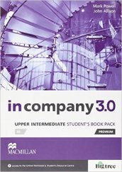 In company 3.0. Upper intermediate. Student