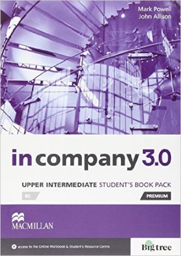 In company 3.0. Upper intermediate. Student's book. Per le Scuole superiori. Con CD-ROM. Con e-book. Con espansione online