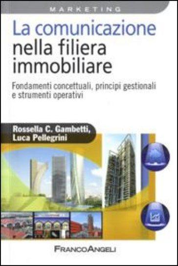 La comunicazione nella filiera immobiliare. Fondamenti concettuali, principi gestionali e strumenti operativi