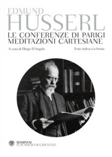 Le conferenze di Parigi-Meditazioni cartesiane - Edmund Husserl | Thecosgala.com