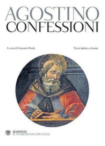 Le confessioni. Testo latino a fronte - Agostino (Sant') |
