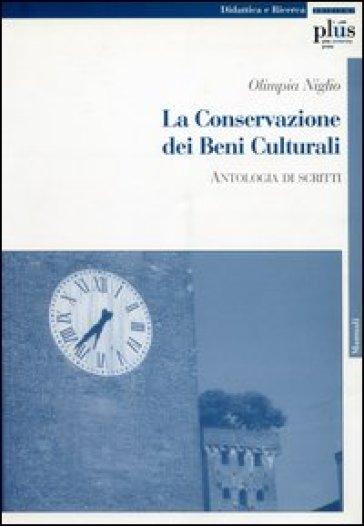 La conservazione dei beni culturali - Olimpia Niglio | Jonathanterrington.com