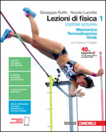 LEZIONE DI FISICA ED. AZZURRA 1 ED. MIST
