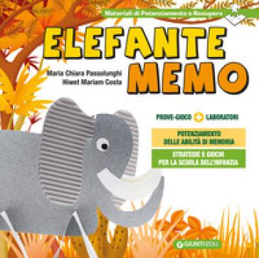 ELEFANTE MEMO. PROVE GIOCO