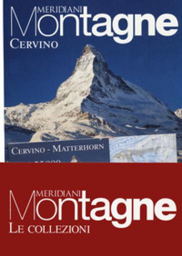 CERVINO-MONTE BIANCO SEGRETO. CON CARTA