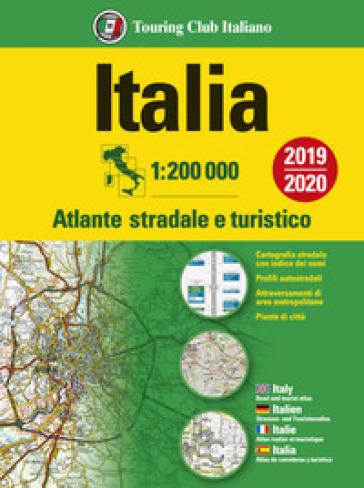 ITALIA. ATLANTE STRADALE E TURISTICO. 1: