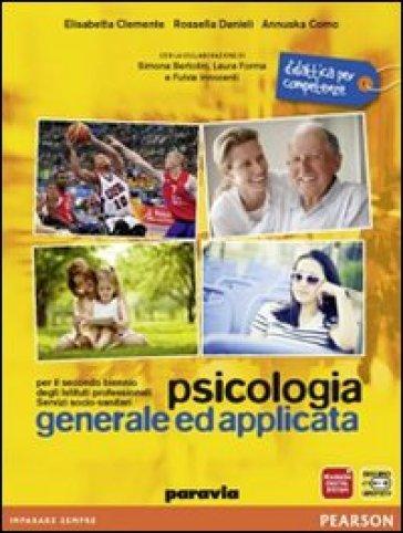 PSICOLOGIA GENERALE ED APPLICATA SOCIO S