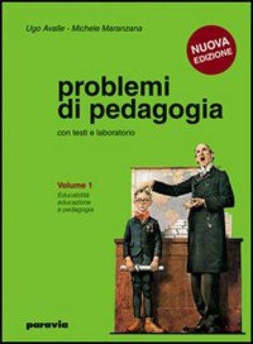 PROBLEMI DI PEDAGOGIA 3