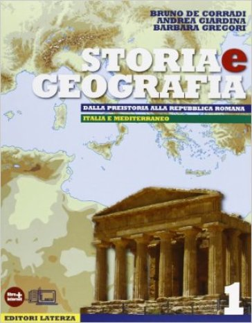 STORIA E GEOGRAFIA VOL.1