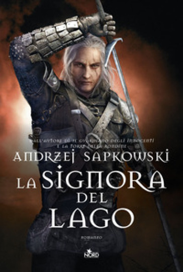 LA SIGNORA DEL LAGO. THE WITCHER. 7