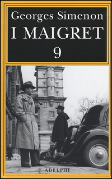 I MAIGRET: MAIGRET E L'UOMO DELLA P
