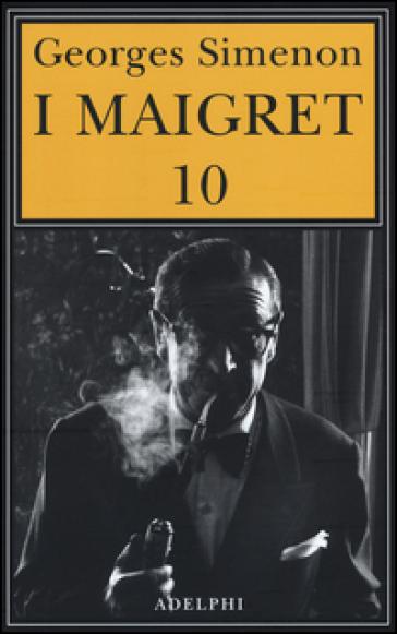 I MAIGRET: MAIGRET E IL MINISTRO-MA