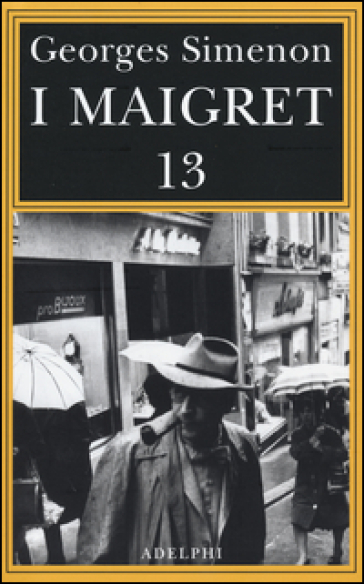 I MAIGRET VOL. 13