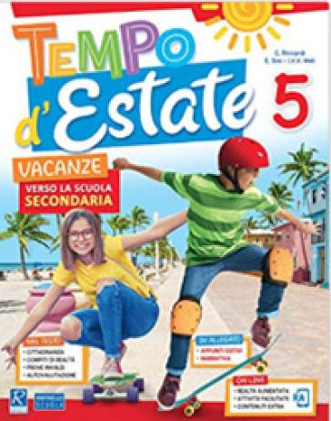 TEMPO D'ESTATE 5 ED. MISTA
