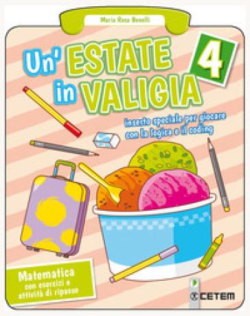 ESTATE IN VALIGIA 4 ED. MISTA