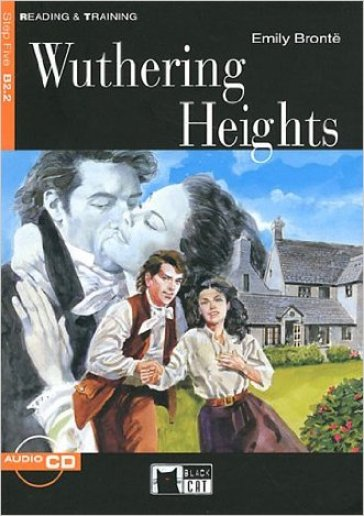 WUTHERING HEIGHTS. CON AUDIOLIBRO. CD AU