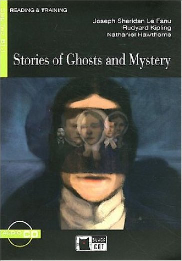 STORIES OF GHOSTS AND MYSTERIES. CON CD