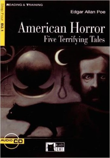 AMERICAN HORROR. FIVE TERRIFYING TALES.