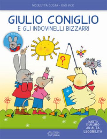 GIULIO CONIGLIO E GLI INDOVINELLI B