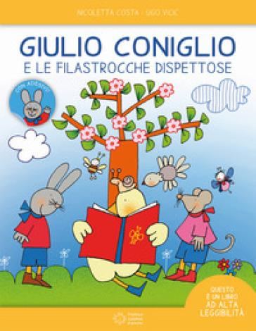 GIULIO CONIGLIO E LE FILASTROCCHE D
