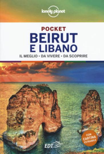 BEIRUT E LIBANO. CON CARTINA