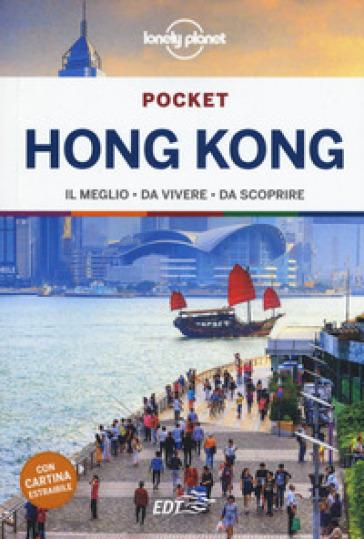 HONG KONG. CON CARTA GEOGRAFICA RIPIEGAT