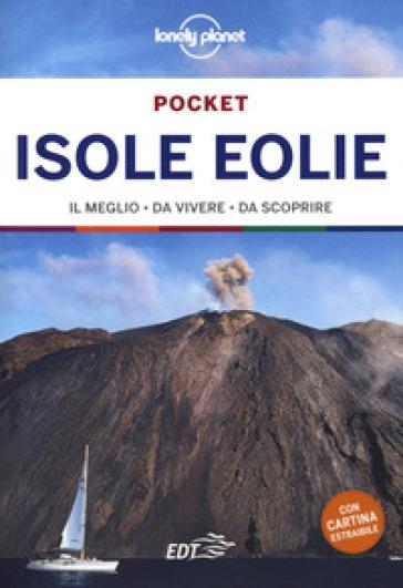 ISOLE EOLIE. CON CARTA GEOGRAFICA RIPIEG