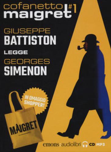 MAIGRET LETTO DA GIUSEPPE BATTISTON