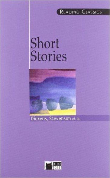 SHORT STORIES. CON AUDIOLIBRO. CD AUDIO