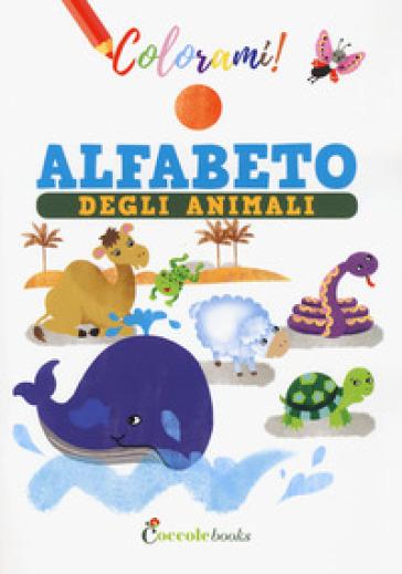 ALFABETO DEGLI ANIMALI. EDIZ. A COL