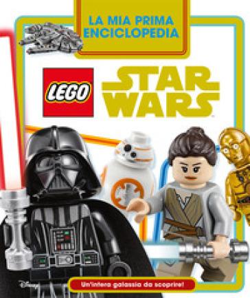 LA MIA PRIMA ENCICLOPEDIA LEGO STAR