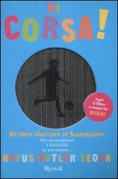 Di corsa! Un libro illustrato in Scanimation
