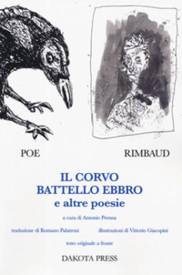 Il corvo-Il battello ebbro e altre poesie - Arthur Rimbaud | Rochesterscifianimecon.com