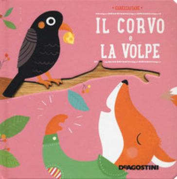 Il corvo e la volpe. Ediz. a colori - Maria Neradova |