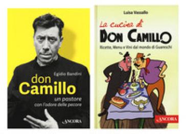 La cucina di Don Camillo. Ricette, menu e vini dal mondo di Guareschi-Don Camillo, un pastore con l'odore delle pecore - Luisa Vassallo | Rochesterscifianimecon.com