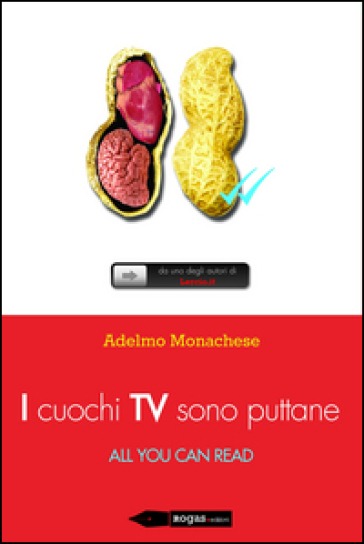I cuochi TV sono puttane. All you can read - Adelmo Monachese |