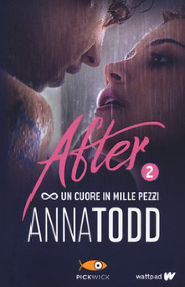 Un cuore in mille pezzi. After. Con Poster. 2.