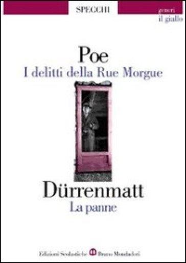 I delitti della Rue Morgue-La panne - Edgar Allan Poe   Kritjur.org
